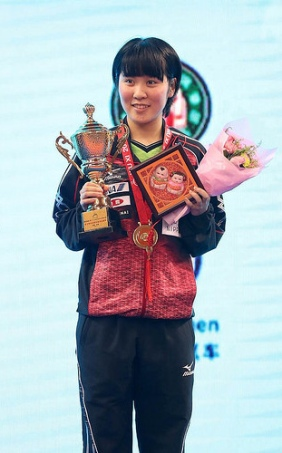 Miu Hirano, gold medal